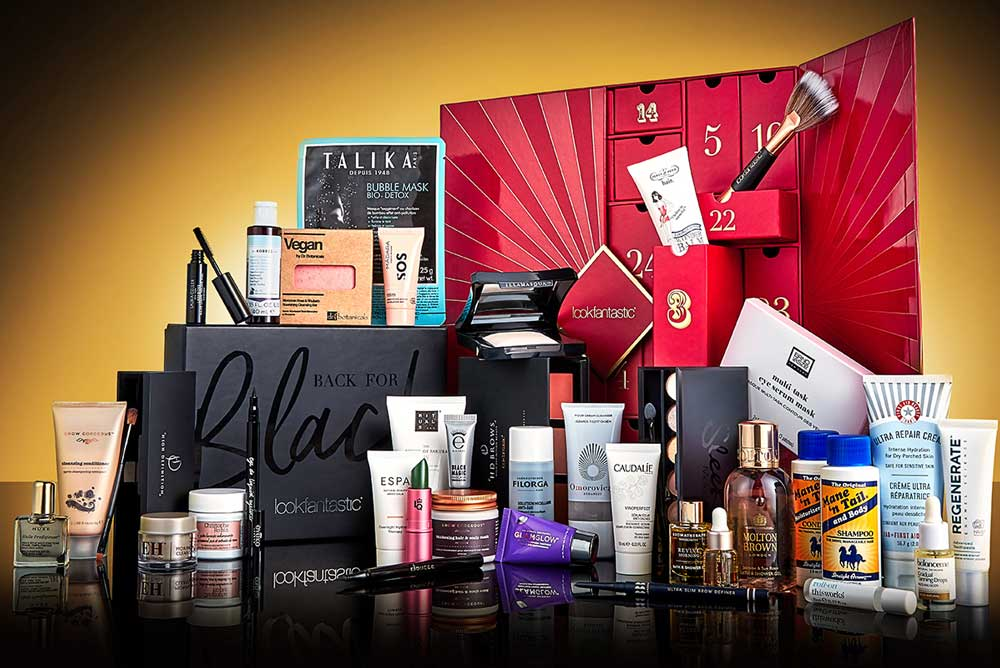 Lookfantastic The Ultimate Black Friday Bundle