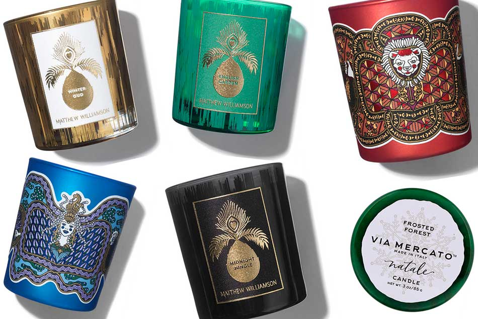 Matthew Williamson Scented Candle