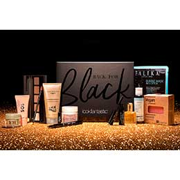 Lookfantastic Back for Black Beauty Box 2018 наполнение