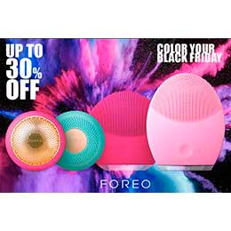 foreo black friday 2018