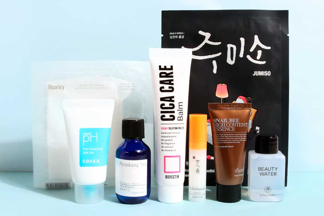 Коробочка StyleKorean K-Beauty Box #07