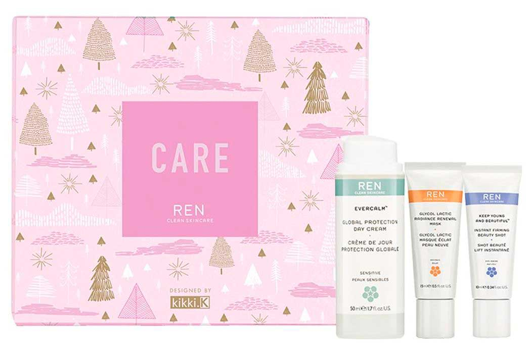 Набор REN Care Gift Set
