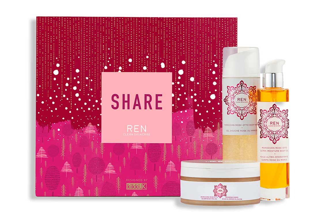 Набор REN Share Gift Set