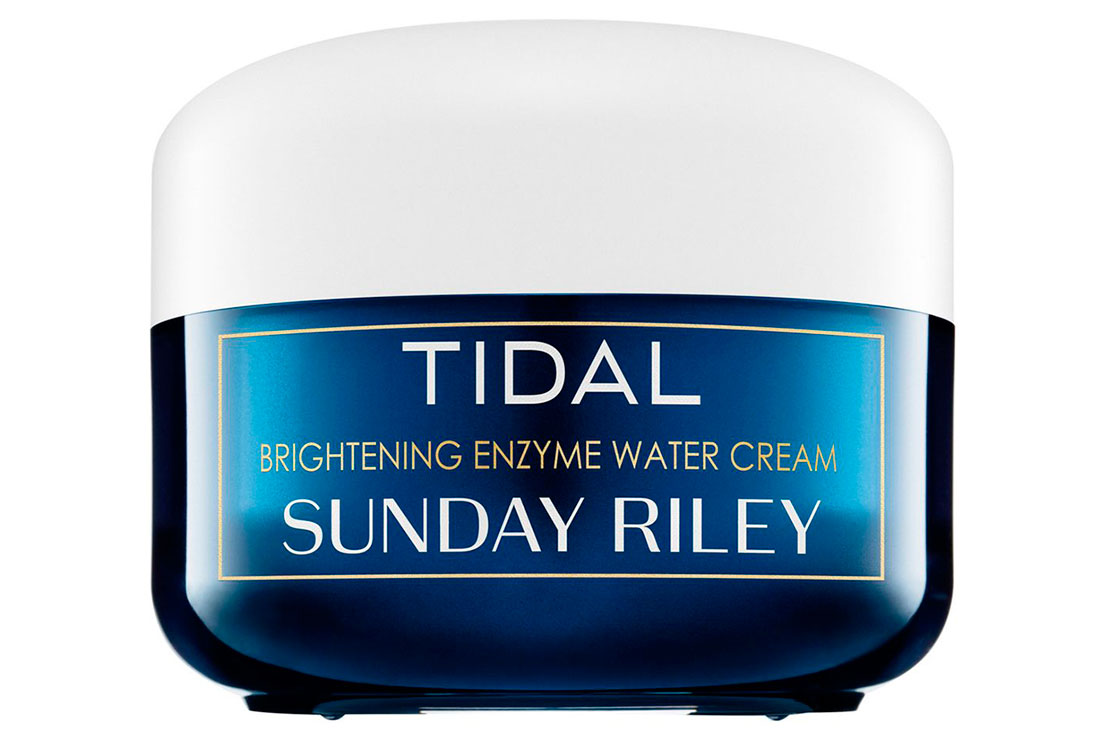 Крем для лица Sunday Riley Tidal Brightening Enzyme Water Cream