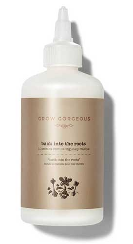 Маска для кожи головы Grow Gorgeous Back Into The Roots