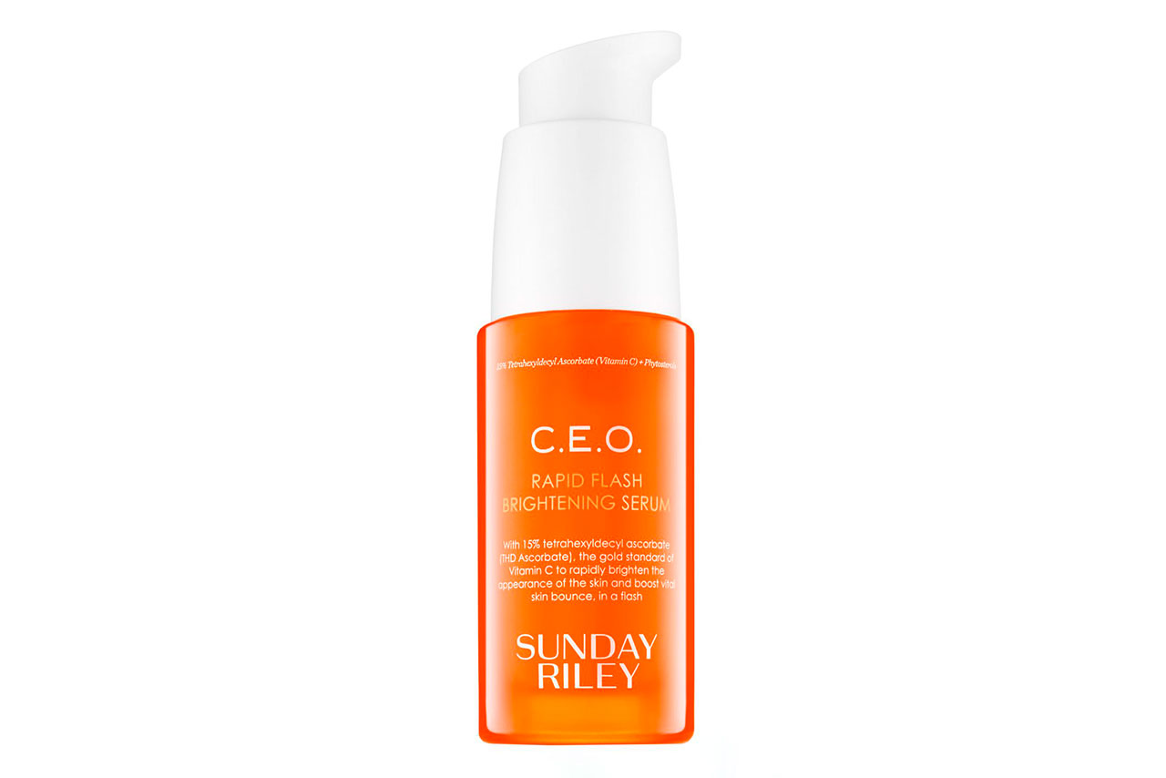 Сыворотка для лица Sunday Riley C.E.O. Rapid Flash Brightening Serum