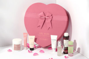 Lookfantastic Rose Collection Limited Edition Box наполнение