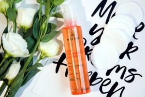 Nuxe Micellar Cleansing Oil отзыв
