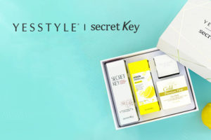 Бьюти-бокс Yes Style x Secret Key Beauty Box