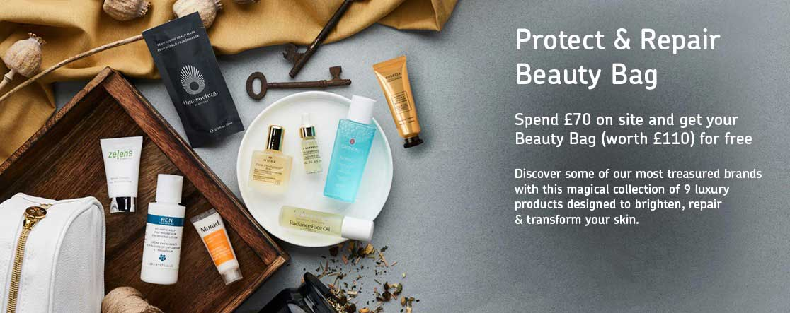 Гуди-бэг Bath & Unwind Repair & Protect Beauty Bag