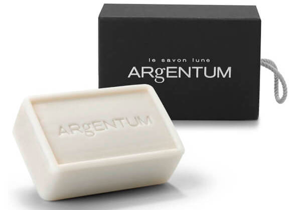 Увлажняющее мыло для лица ARgENTUM Le Savon Lune Illuminating Hydration Bar.