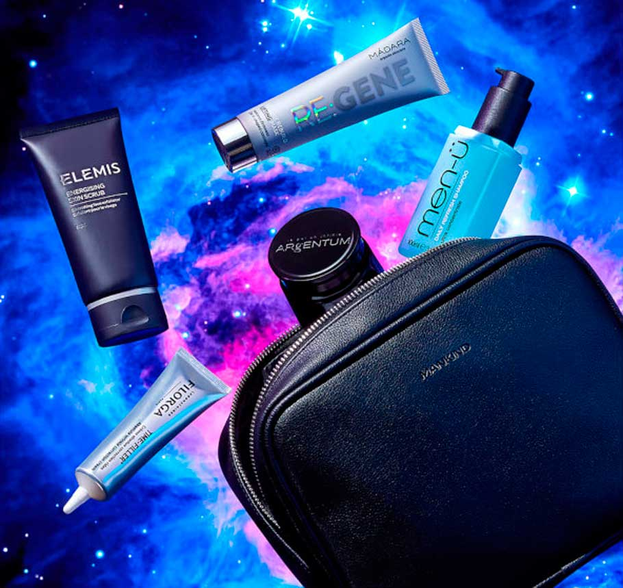 The Mankind Grooming Box: The Intergalactic Collection V2