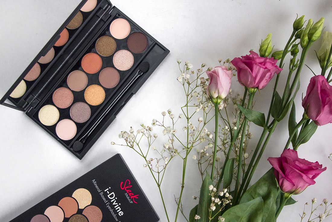 Sleek MakeUP A New Day I-Divine Palette отзыв