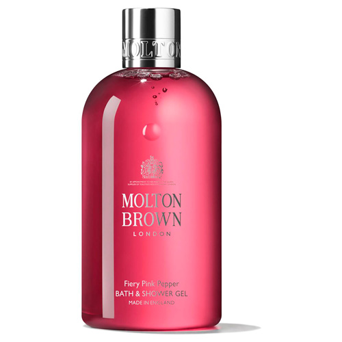 Гель для душа Molton Brown Fiery Pink Bath and Shower Gel