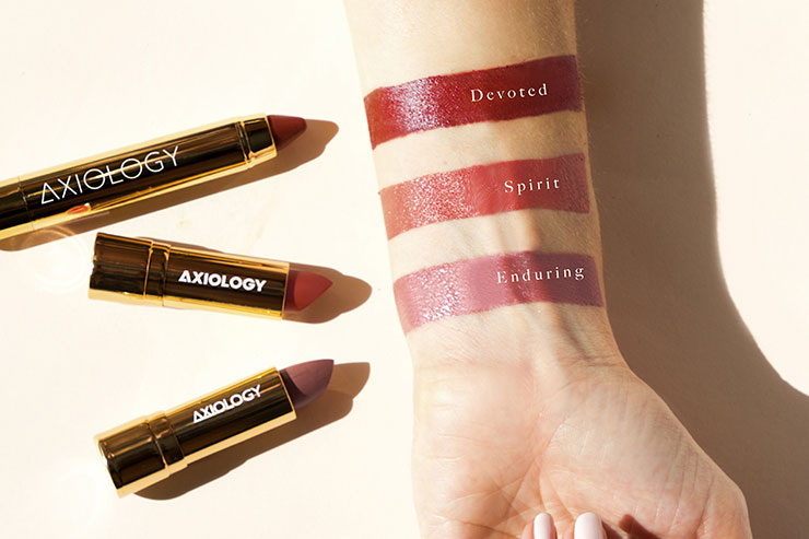 Beauty Heroes Limited Edition Makeup Discovery by Axiology - Playfully Pink - Naturally Neutral