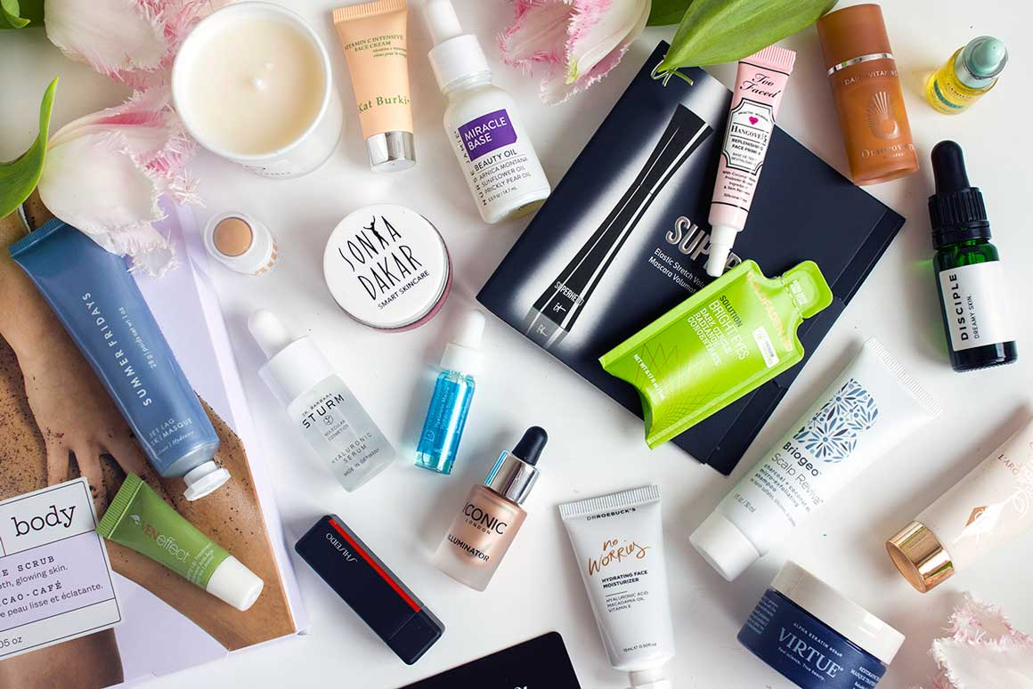 Cult Beauty Founders Goody Bag Spring 2019 отзыв