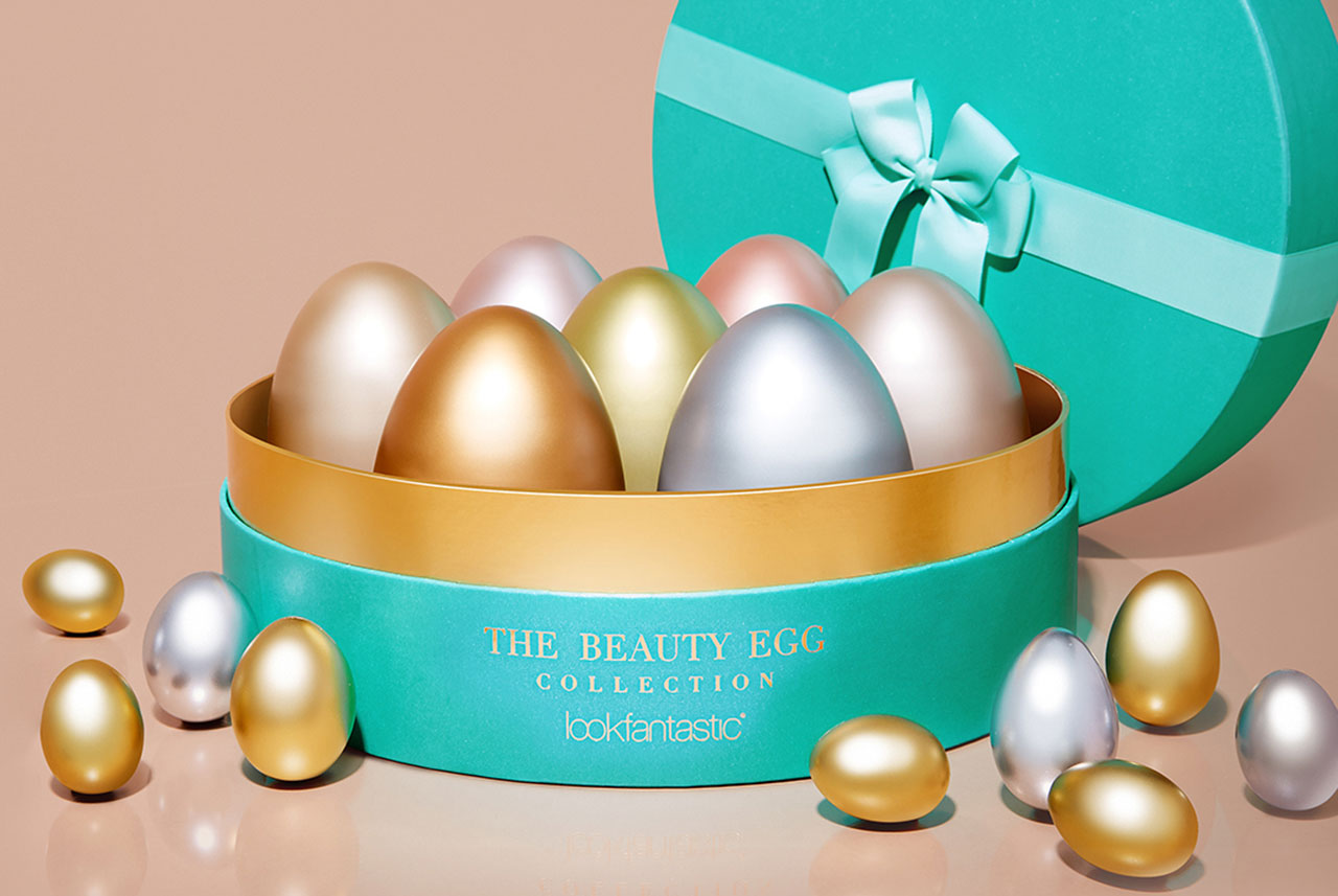 Lookfantastic Beauty Egg 2019 наполнение