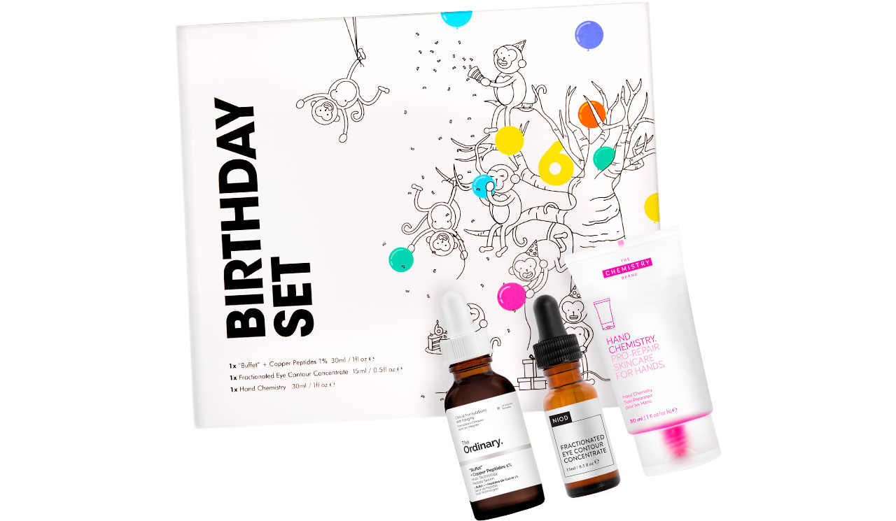 Набор Deciem Birthday Set 2019
