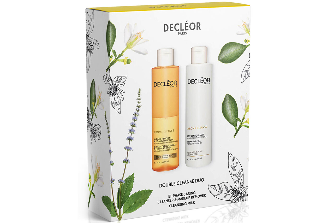 Набор Decleor Double Cleanse Duo