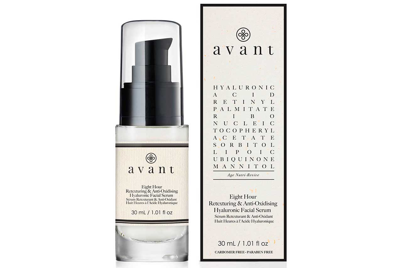 Сыворотка для лица Avant Eight-Hour Anti-Oxidising & Retexturing Hyaluronic Facial Serum