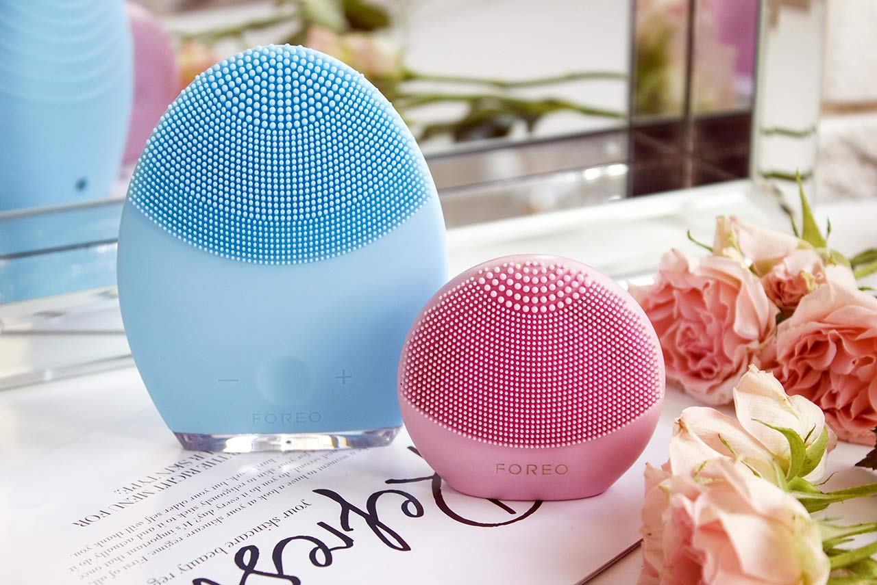 щетки FOREO LUNA 2 и FOREO LUNA Play Plus