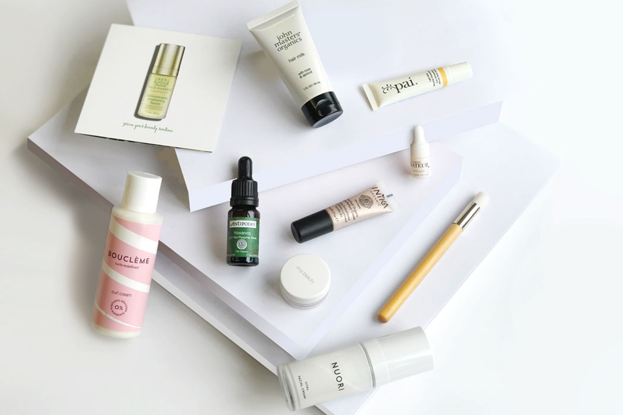 Content Beauty & Wellbeing Spring Content Collection 2019 наполнение