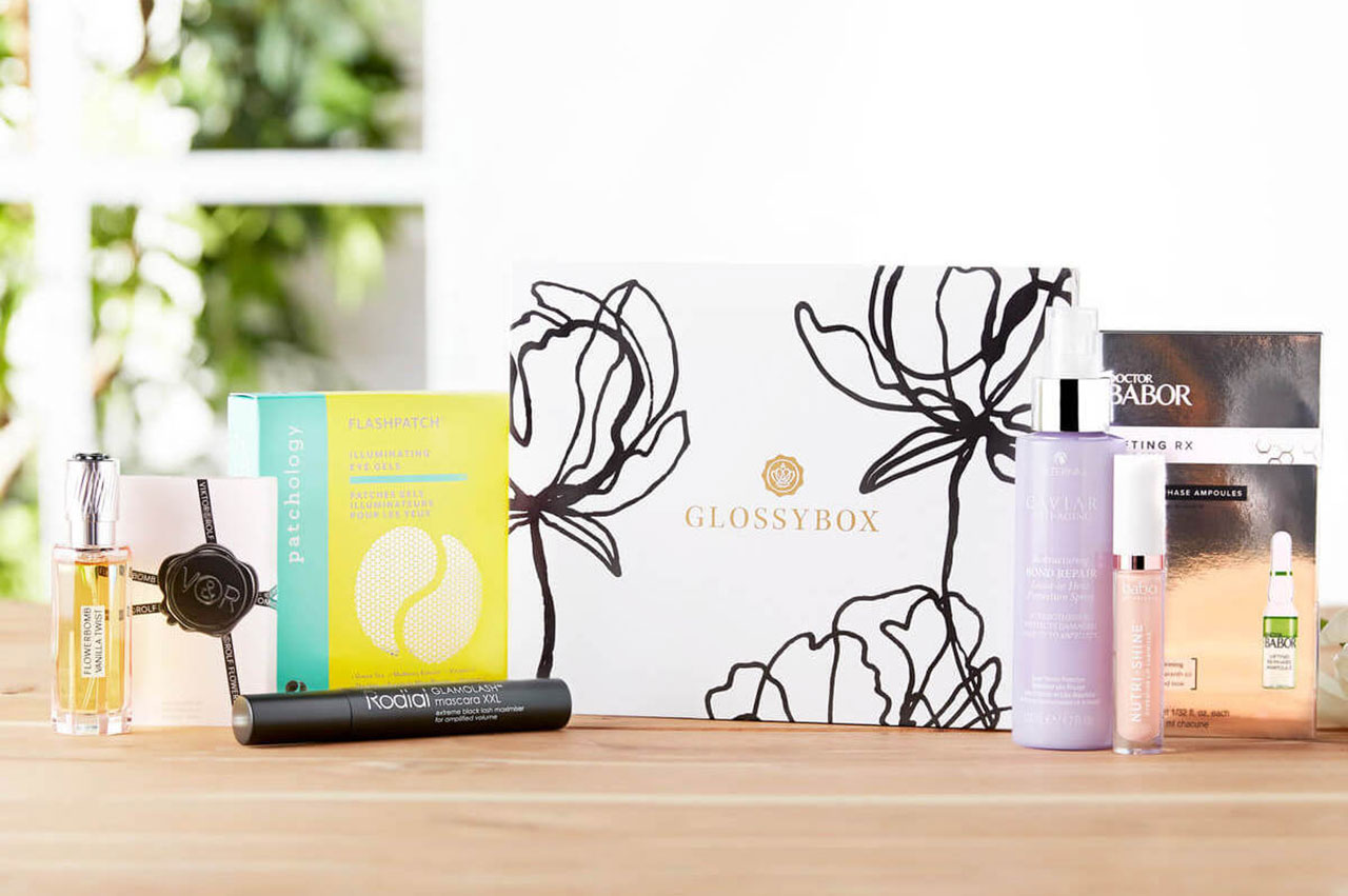 Glossybox Mother's Day Limited Edition Box Set наполнение
