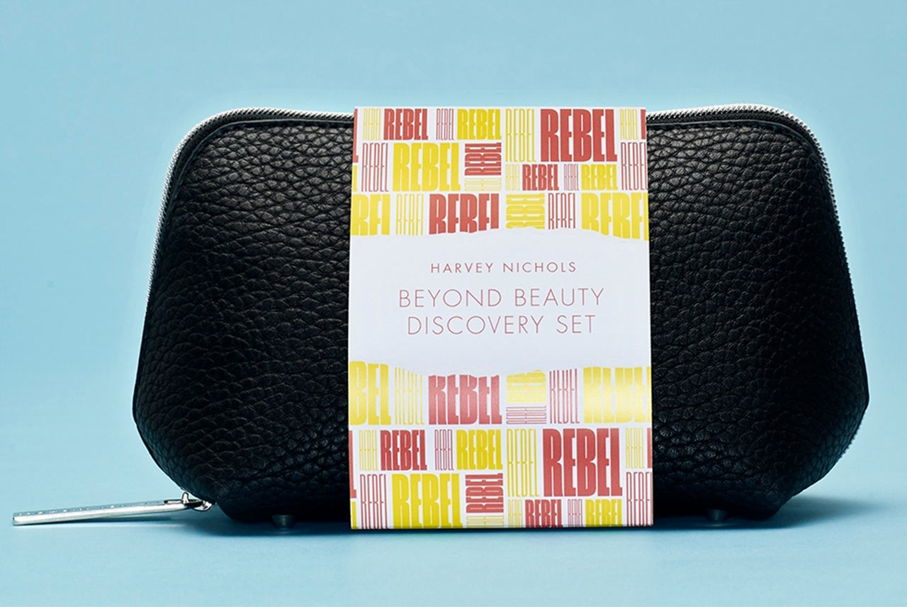 Harvey Nichols Beyond Beauty Discovery Set наполнение