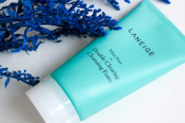Пенка для умывания Laneige Mini Pore Double Clearing Cleansing Foam — отзыв