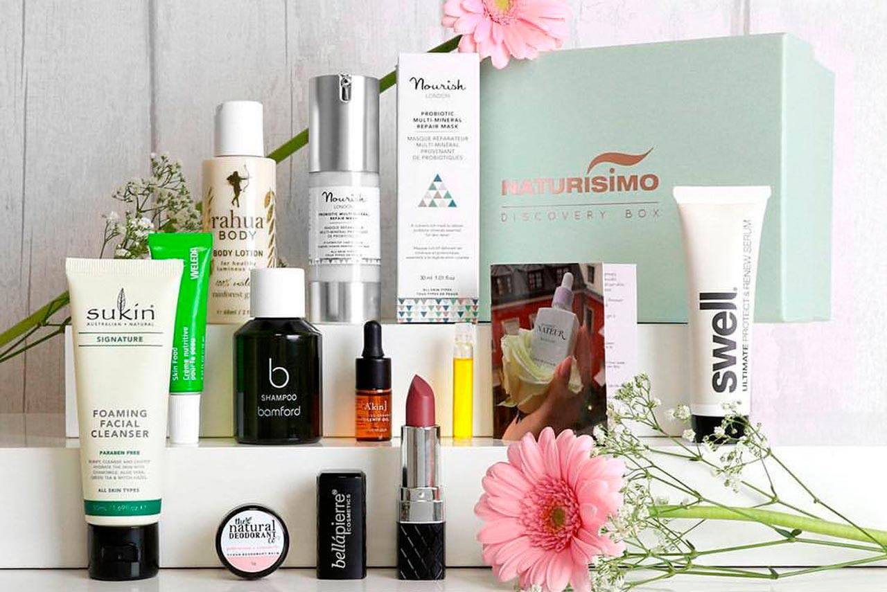 Naturisimo Blooming Gorgeous Exclusive Discovery Box