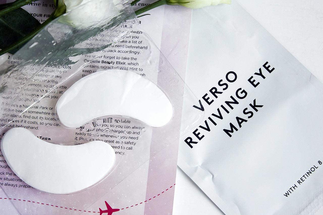 Verso Reviving Eye Mask отзыв