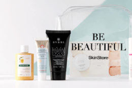 Beauty Bag от Skinstore и промокоды сайтов Lookfantastic, Beauty Expert, HQ Hair и Mankind