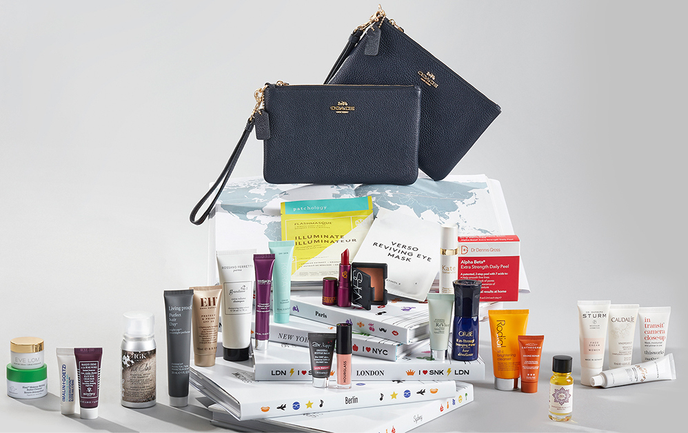 Гуди-бэг Space NK The Destination Beauty Gift Summer 2019