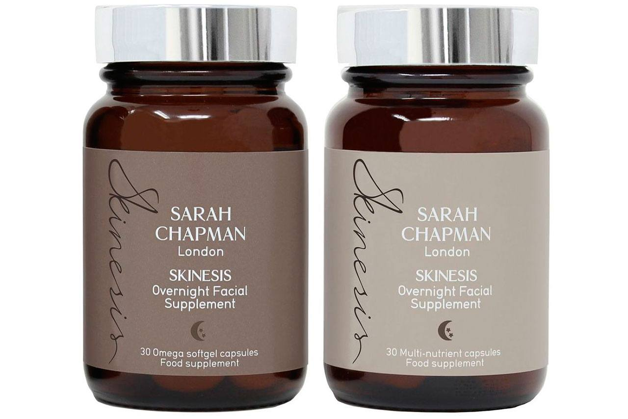 Добавки Sarah Chapman Overnight Facial Supplements