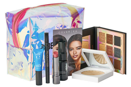 Beauty Bay City Break Bundle наполнение