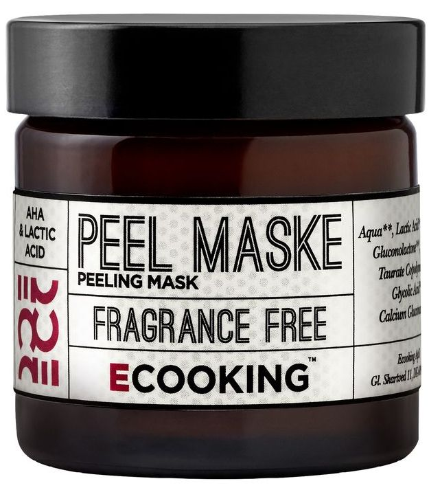 E-Cooking Peel mask