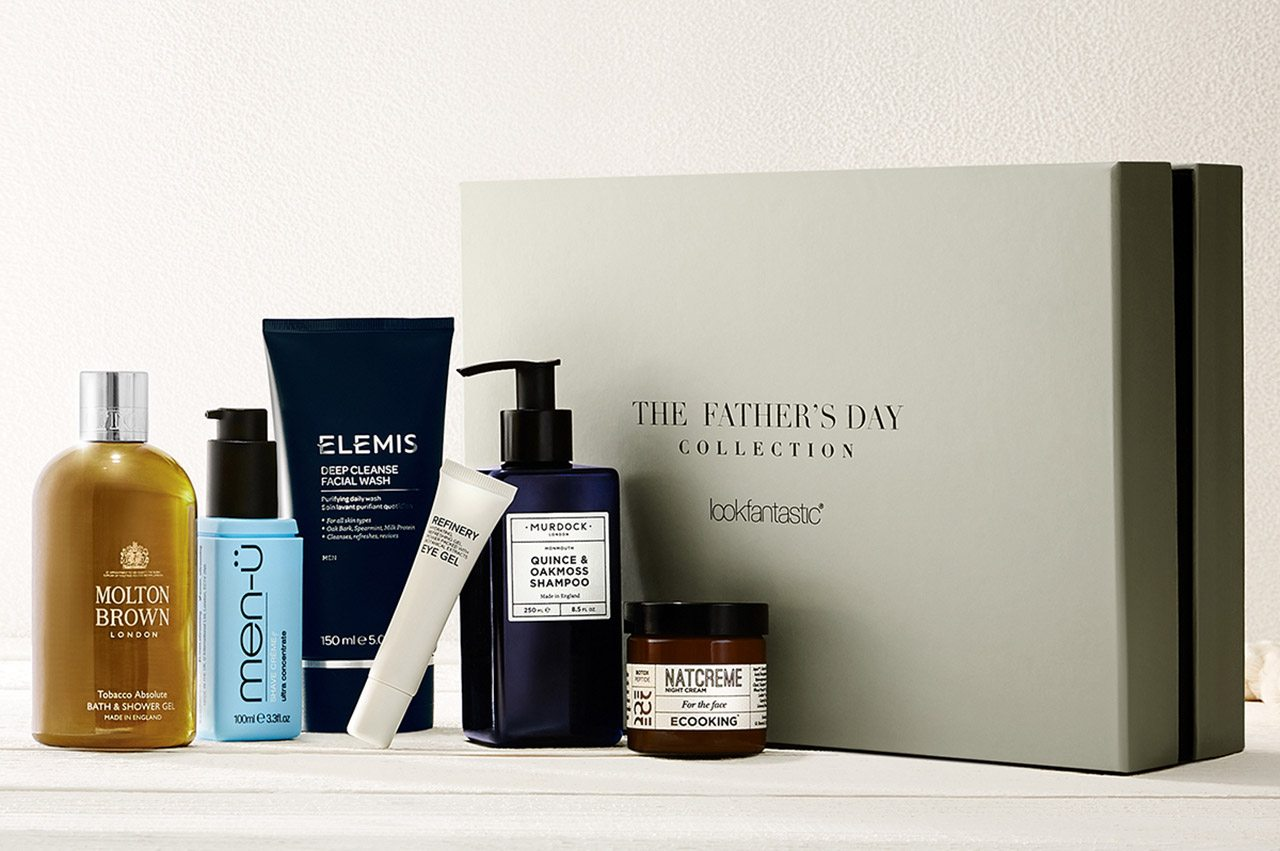 Lookfantastic Father's Day Collection 2019 наполнение