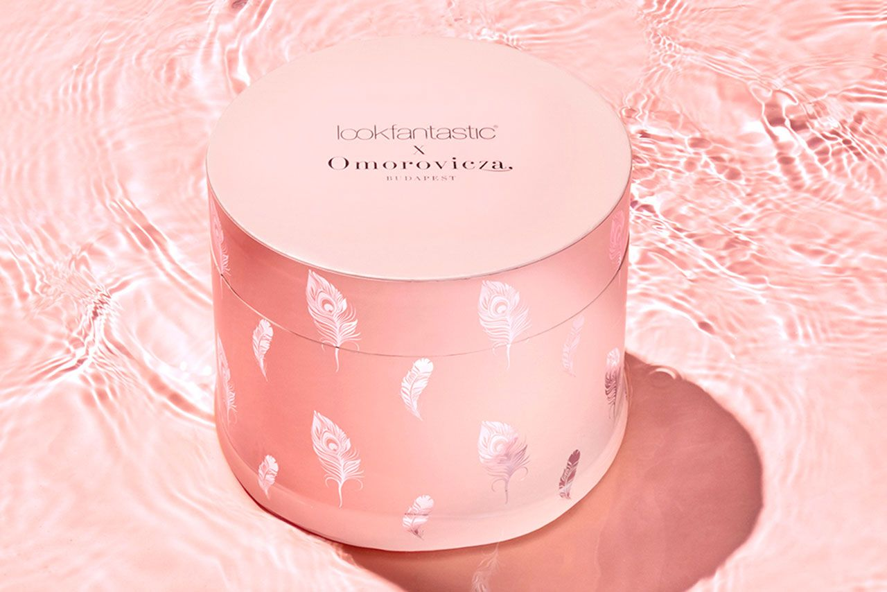 Lookfantastic x Omorovicza Limited Edition Beauty Box 2019 наполнение