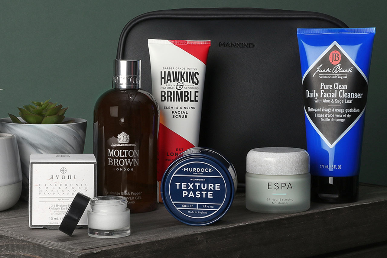 Manking Grooming Box The Heritage Collection