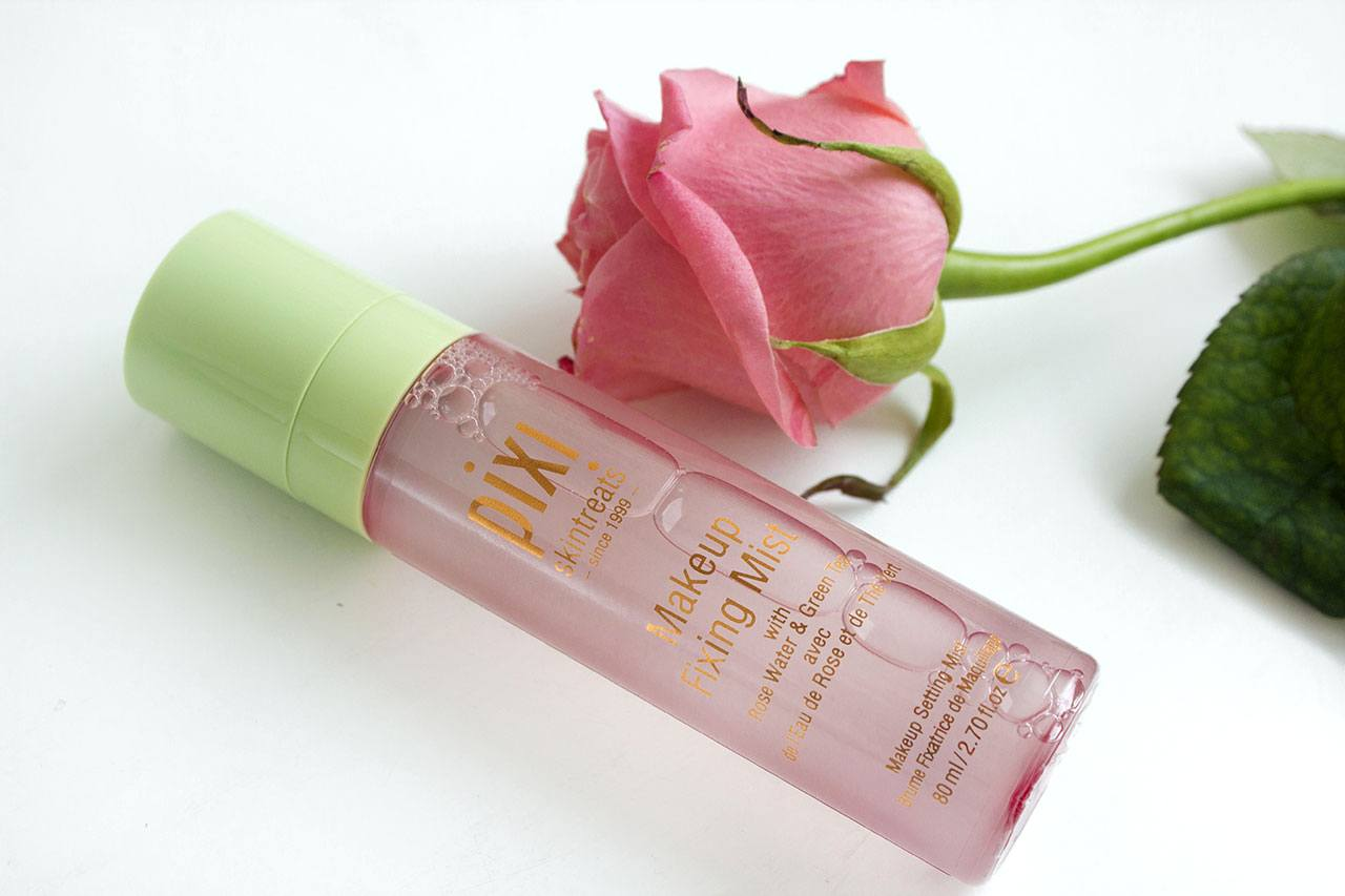 отзыв о спрее Pixi Make Up Fixing Mist