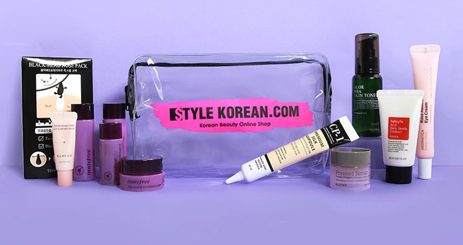 Бьюти-бокс Style Korean K-Beauty Box #09 - Back To Basic