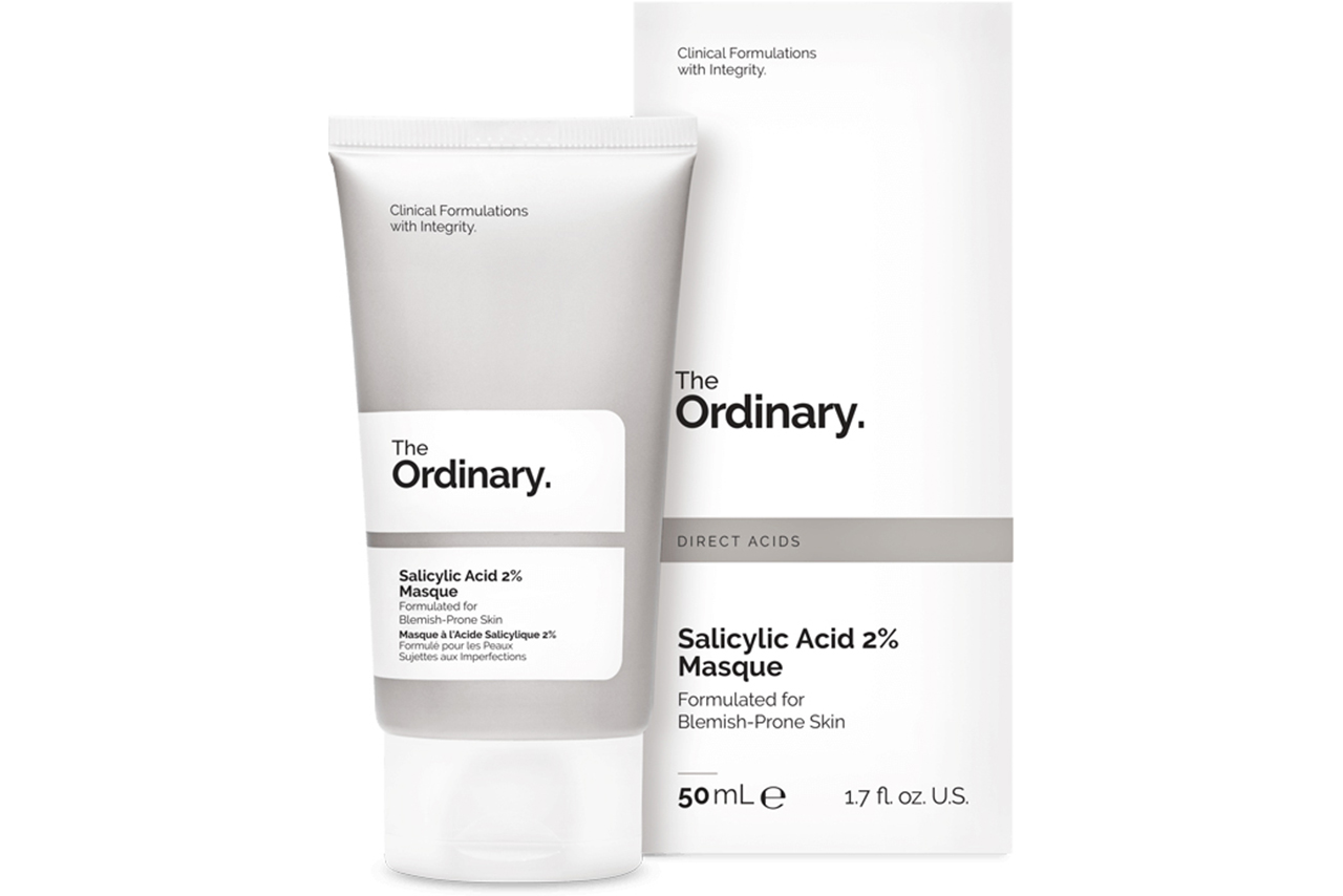 Маска для лица The Ordinary Salicylic Acid 2% Masque