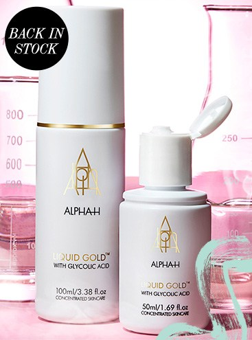 Alpha-H Liquid Gold 100ml & 50ml