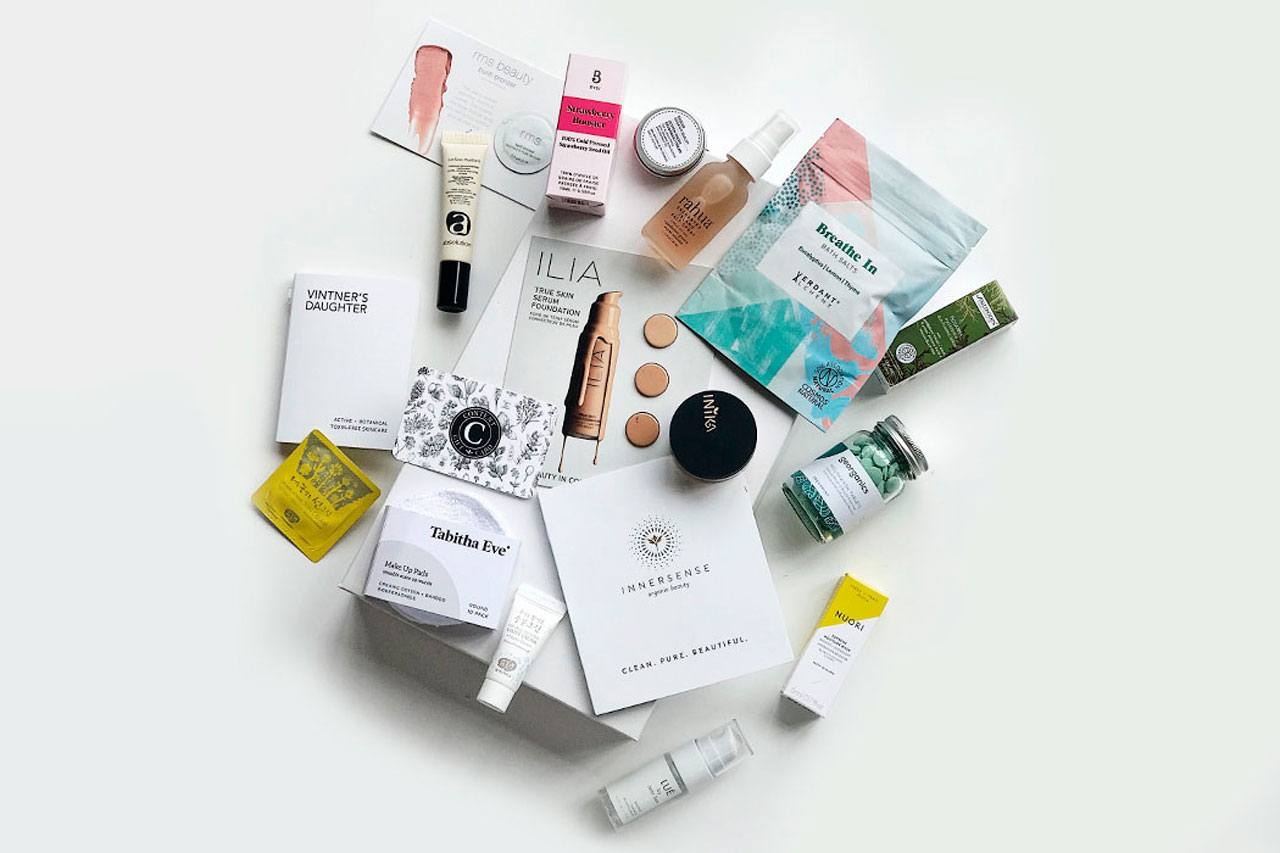 Content Beauty Collection Gift Summer 2019