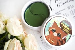 Патчи Secret Key Marine Racoony Hydrogel Eye & Multipatch — отзыв