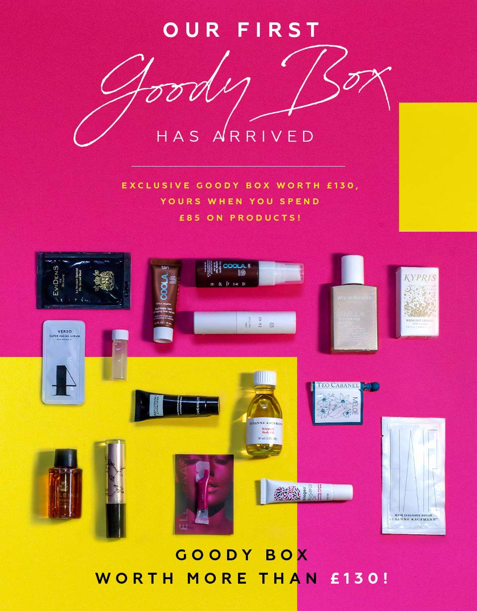 Alyaka Goody Bag Summer 2019 наполнение