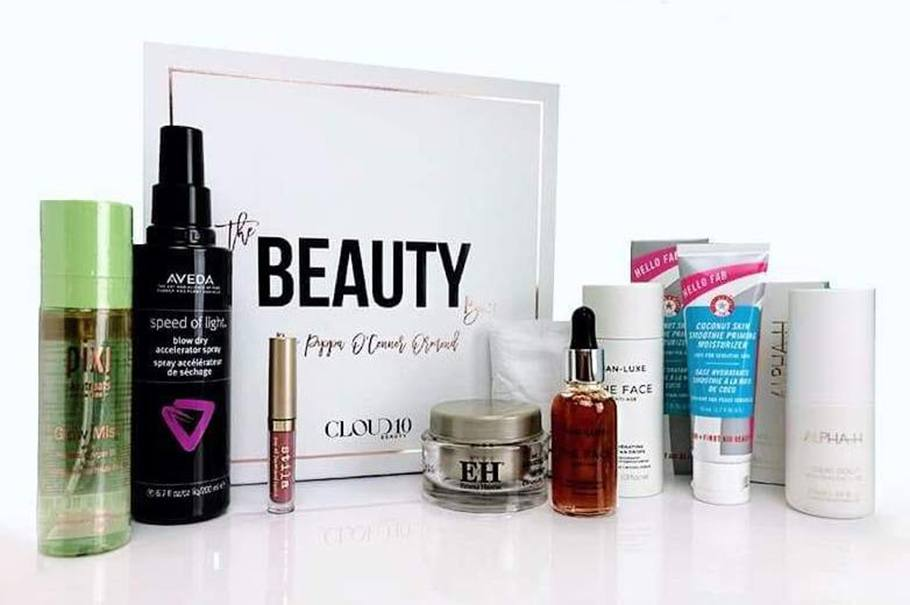 Cloud 10 Beauty The Beauty Box By Pippa O'Connor-Ormond