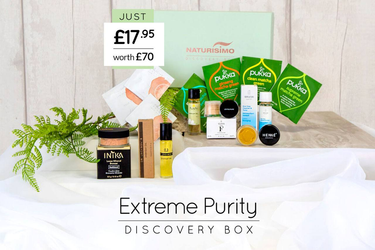 Naturisimo Extreme Purity Discovery Box