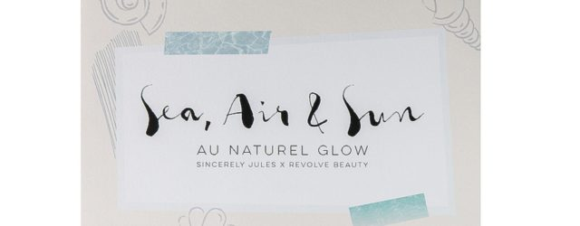 Revolve x Sincerely Jules Sea, Air, & Sun Au Naturel Glow