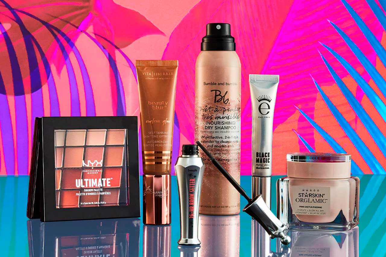 lookfantastic beauty bag июль 2019